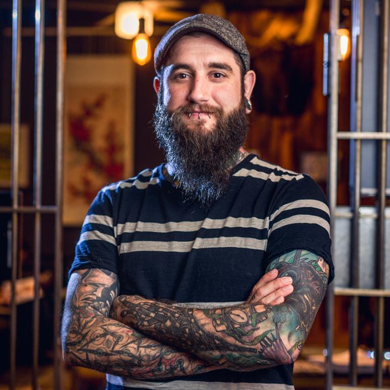 Syracuse Tattoo Artist